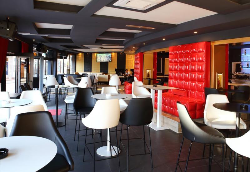 Cristallo concept bar - Livno