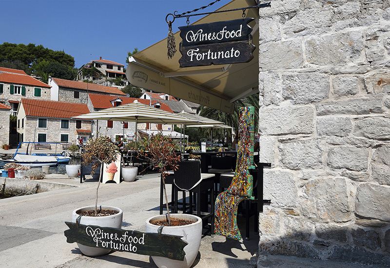 Restoran FORTUNATO, Šolta