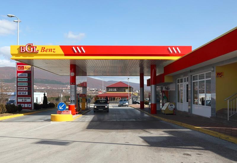 BGL benzinska postaja i caffe bar Posušje